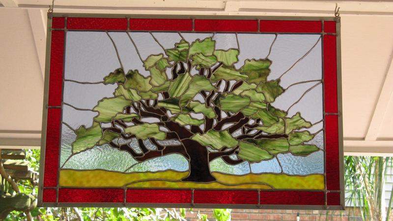 Trees, Stained Glass Trees Images